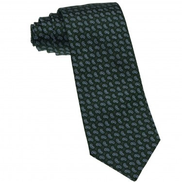 Cravata clasica din matase de Como, finisata manual - Bocane
