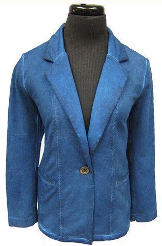 MC-Long sleeve boyfriend jacket (9423)