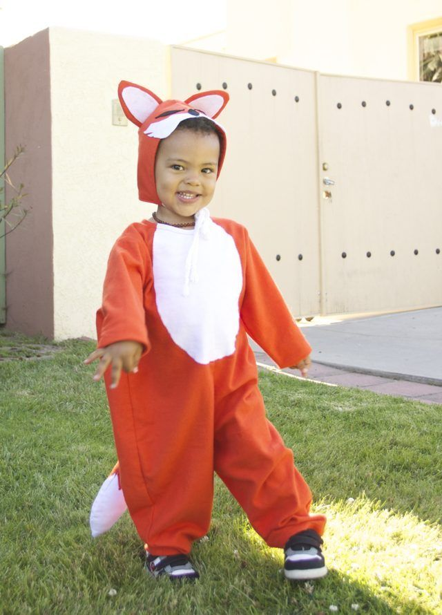 adorable diy animal costumes for kids