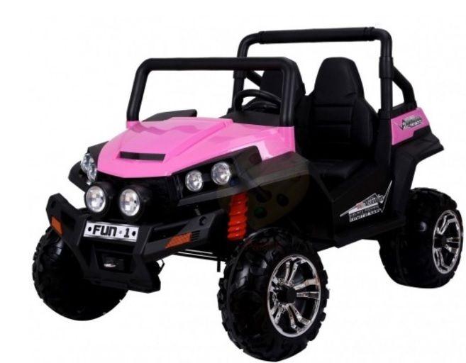 coches electricos para nios plazas coche rosa v rsx x motores de w