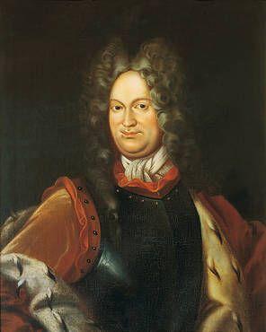 Ludwig Friedrich I. von Schwarzburg-Rudolstadt (1667—1718)