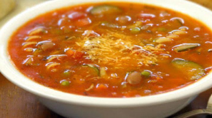 Используйте фасоль, как источник растительного белка. Для этого супа годится и красная, и белая фасоль. …
