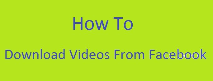 This post listed Three different Facebook Video Downloader websites so let download video from Facebook and save it into your desired devices to watch often #facebook