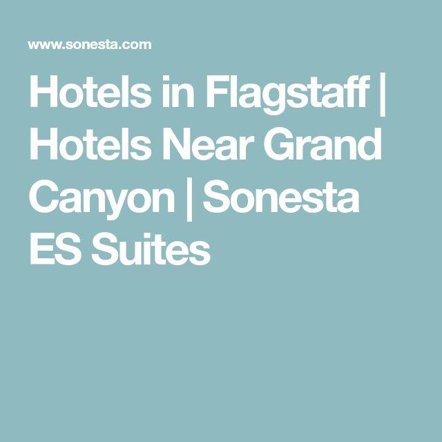 Hotels in Flagstaff | Hotels Near Grand Canyon | Sonesta ES Suites