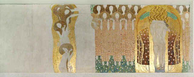 Gustav Klimt G.Klimt, Beethoven-Fries, Poesie 1... - Kaufen bei Arsani AG