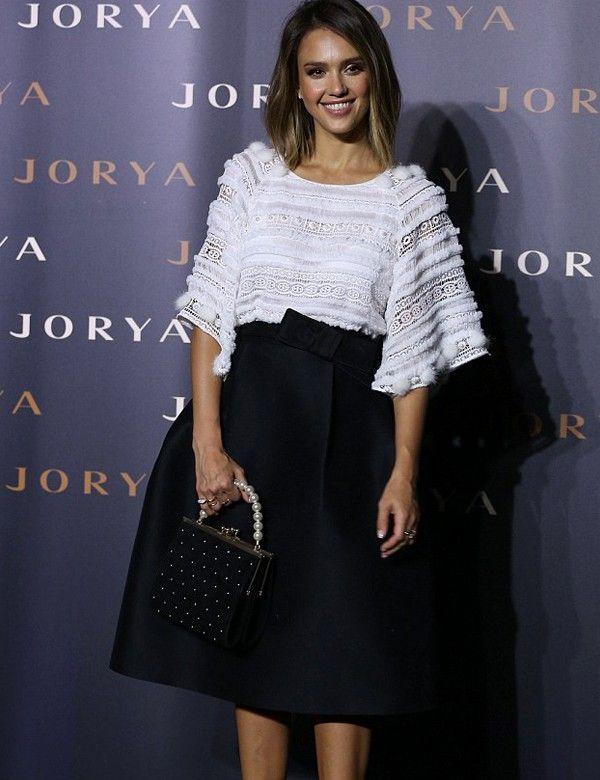 Jessica Alba se despide de Shanghai