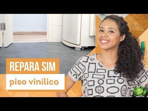 Como instalar piso vinílico - Aprenda com Paloma Cipriano - CASA DE VERDADE - YouTube