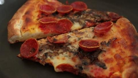 How to Reheat Pizza Allrecipes.com  Better than using the microwave to reheat and more efficient and cost effective than the oven.