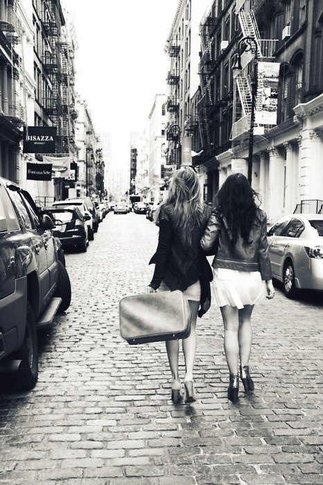 shopping with best friend!
