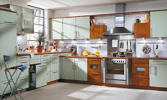 Küchen Dörr in Stadtallendorf Lack Oberflächen küchenfronten lackieren