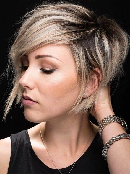 21 Latest Short Haircuts 2018 Hairstyles Pool Short Hair Styles