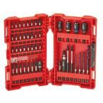 Milwaukee Shockwave Impact Duty Drill and Drive Set (45-Piece)