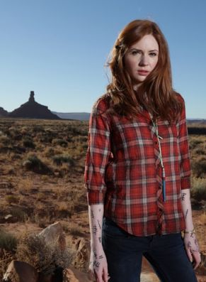 Day of the Moon Amy Pond