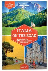 Italia on the road - guida Lonely Planet