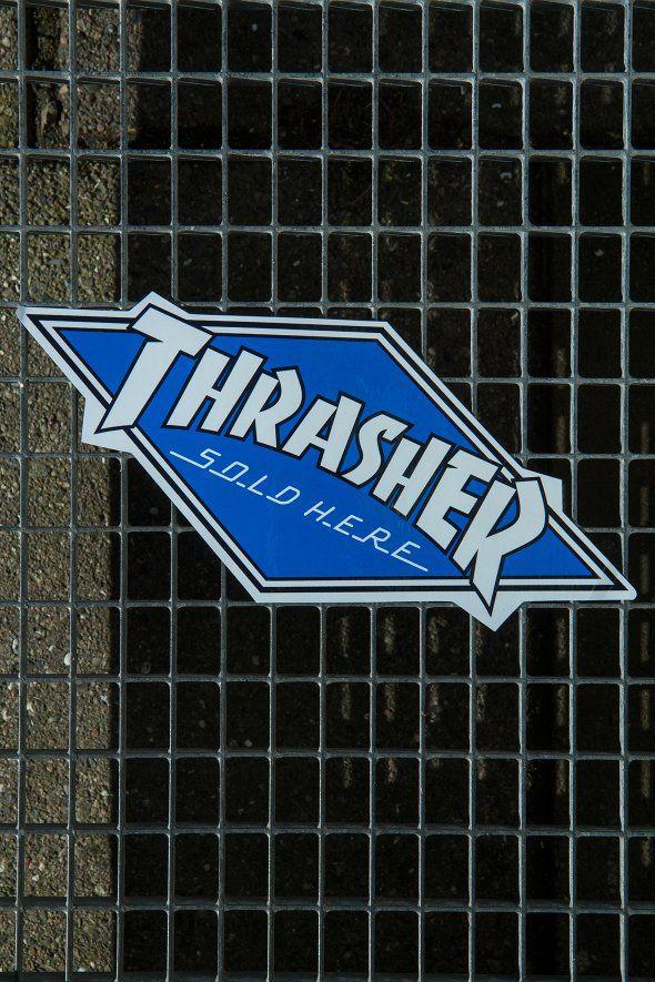 Thrasher - Thrasher Big Sticker