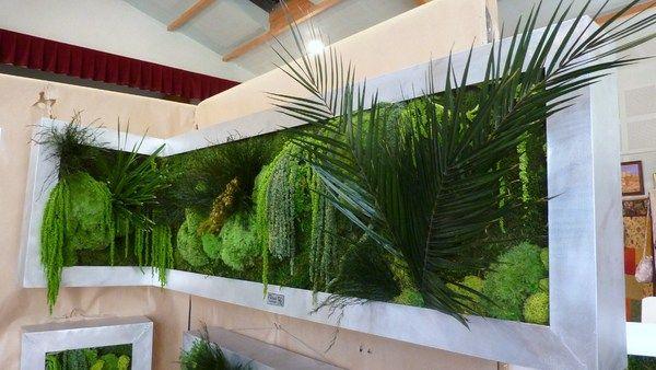 """Декор стен - панно из растений. Мы сделаем интерьер """"живым""""! www.greentree38.ru"""