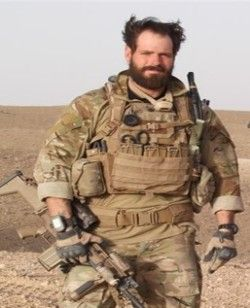 Sean P. Carson - Navy - Memorial - EOD Warrior Foundation