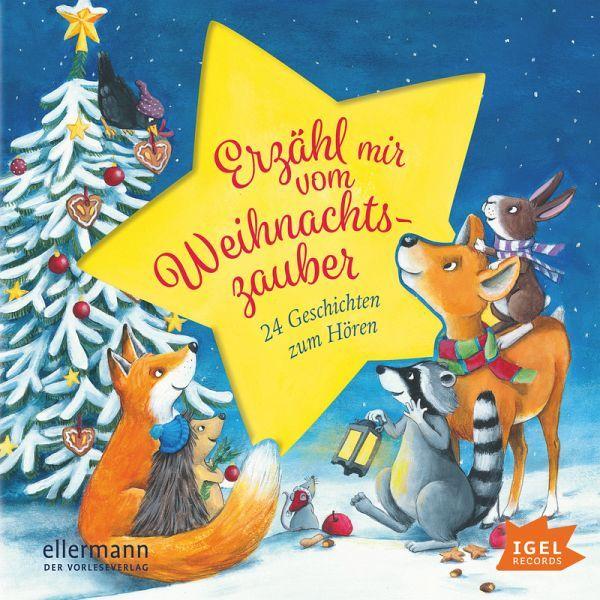 Erzahl Mir Vom Weihnachtszauber Kinderbuchlesen De Kinderbucher Weihnachtsbucher Geschichten Zum Vorlesen