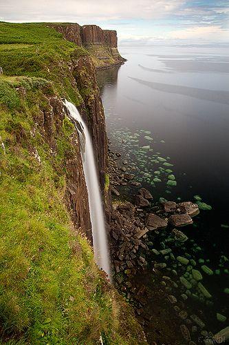 ✯ Kilt Rock - Isle of Skye