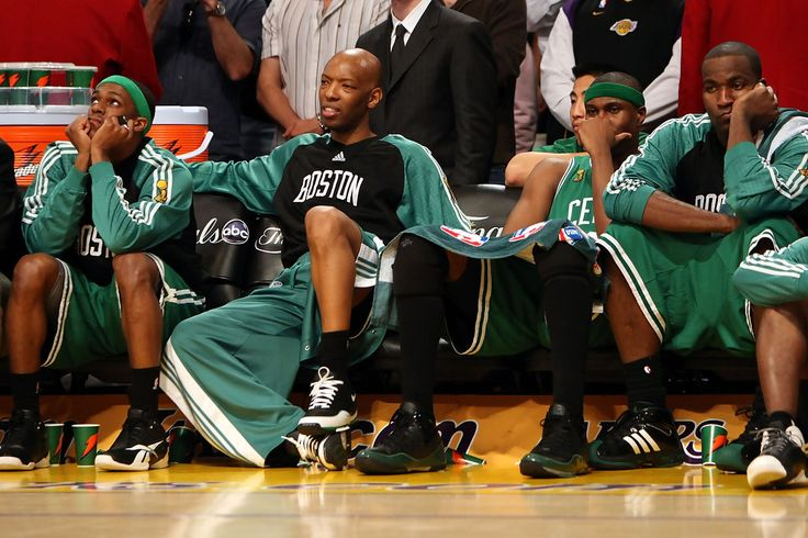 Rajon Rondo - NBA Finals Game 3: Boston Celtics v Los Angeles Lakers