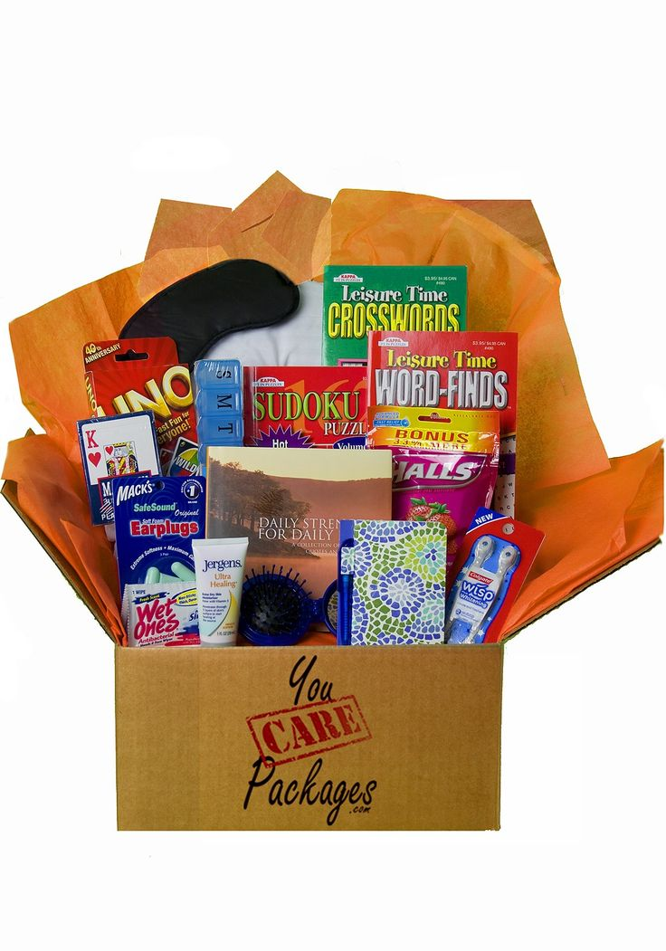 Get Well Hospital Care Package - You Care Packages