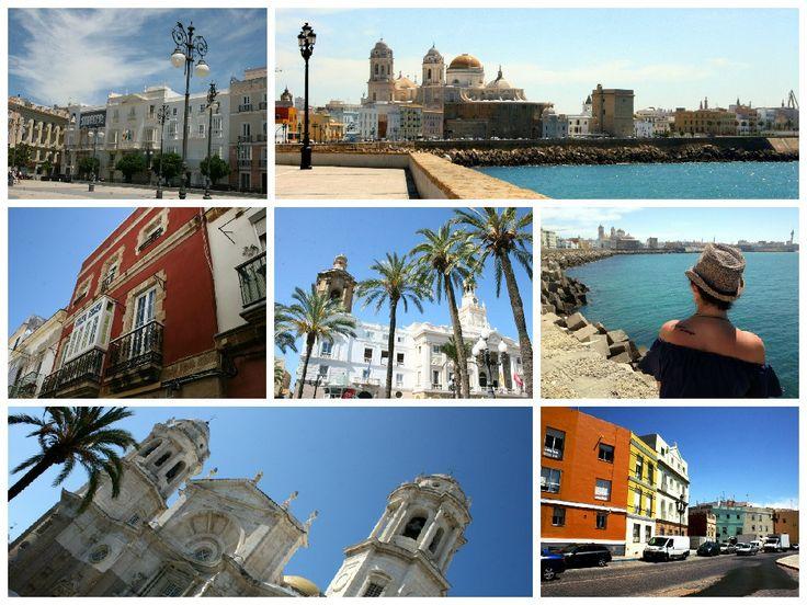 Cadiz, traumhaft schöne Stadt mit toller Kulisse. http://www.gailtalontour.com/unterwegs-an-der-costa-de-la-luz/