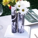 Mother's Day DIY vase from a PVC pipe! #vases