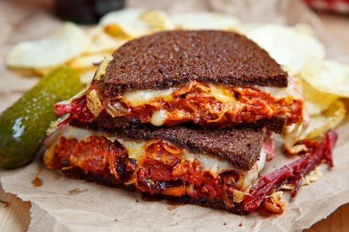 Kimchi, Grilled cheese sandwiches and Grilled cheeses on Pinterest
