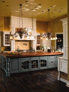 trendsideas.com: architecture, kitchen and bathroom design: Country chic