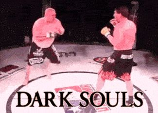 Gettin ready for Dark Souls 3 like  funny tumblr [via...