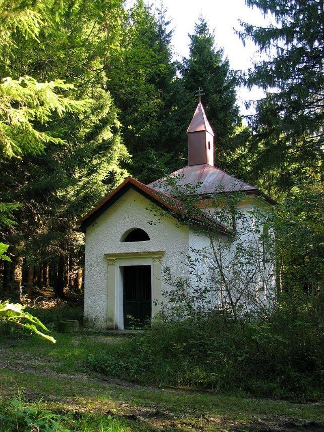 Egling-Neufahrn, Waldkapelle (sog. Kindwieskapelle) (Bad Tölz-Wolfratshausen) BY DE
