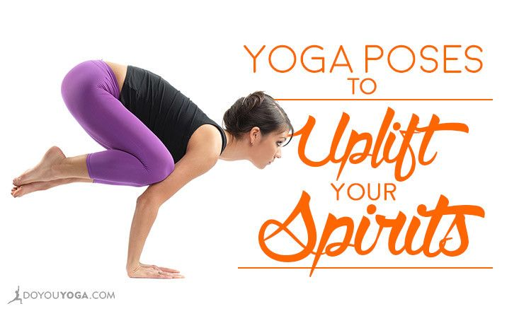 Taking Flight 3 Yoga Poses to Help You Rise Above What Gets You Down