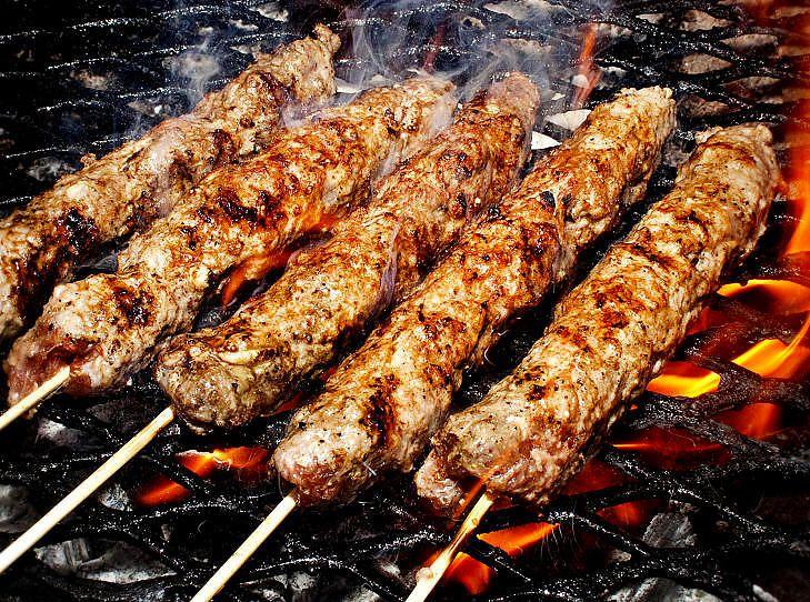 Dropp gatekjøkkenet i helga, den beste kebaben lager du selv - tema - Dagbladet.no