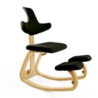Kneeling Chair with back