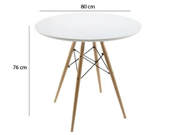 25 best ideas about table ronde on pinterest tables ForTable Ronde Rallonge Scandinave