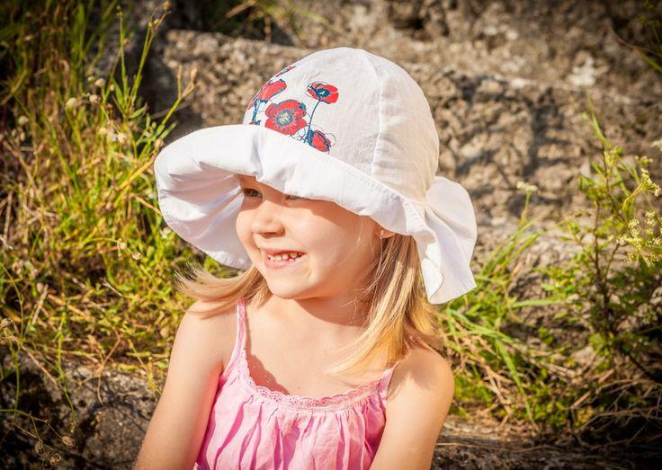 Cudowny kapelusz na lato.