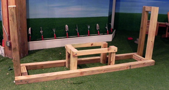 How To Build A Covered Firewood Storage Rack - WoodWorking ...
