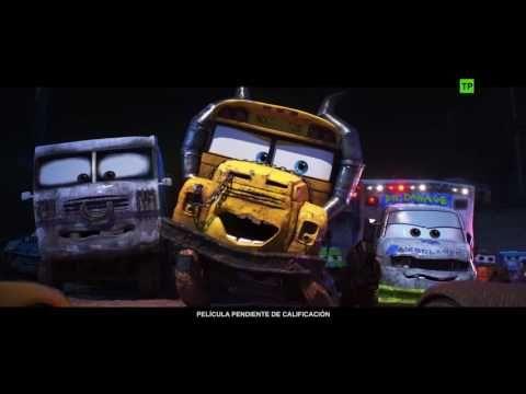 Cars 3 de Disney•Pixar | Clip: 'Conoce a Miss Fritter' | HD - YouTube