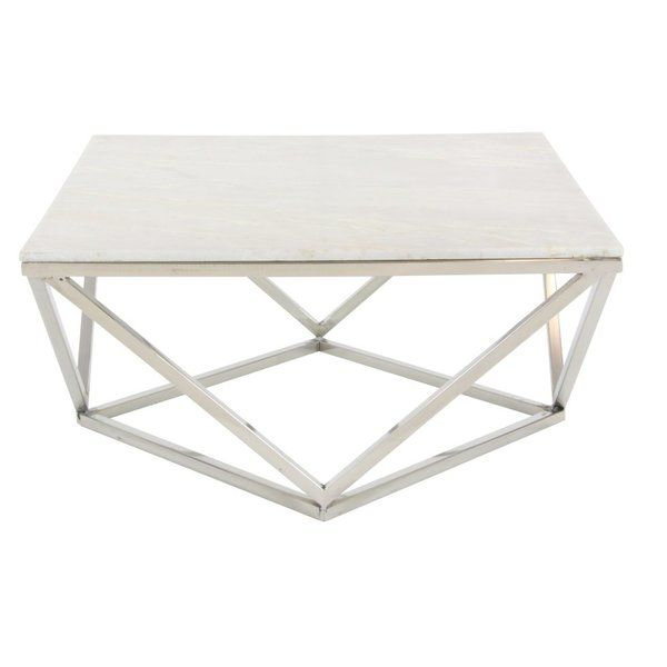 Black Marble And Silver Steel Square Coffee Table: 25+ Best Ideas About Square Coffee Tables On Pinterest