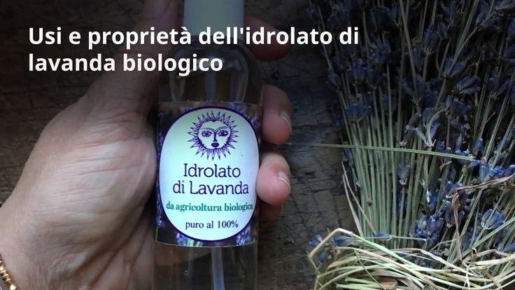 Usi e proprietà dell'idrolato di lavanda #lavanda #biologica #idrolatodilavanda #proprietà