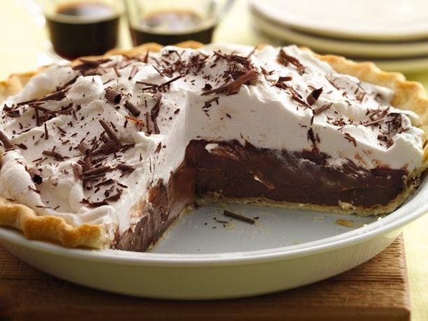 Dark Chocolate Stout Cream Pie: Cream Pies Recipes, Pies Crusts, Stout Cream, Dark Chocolates, Beer Add, Betty Crocker, Chocolates Stout, Chocolates Cream Pies, Stout Beer