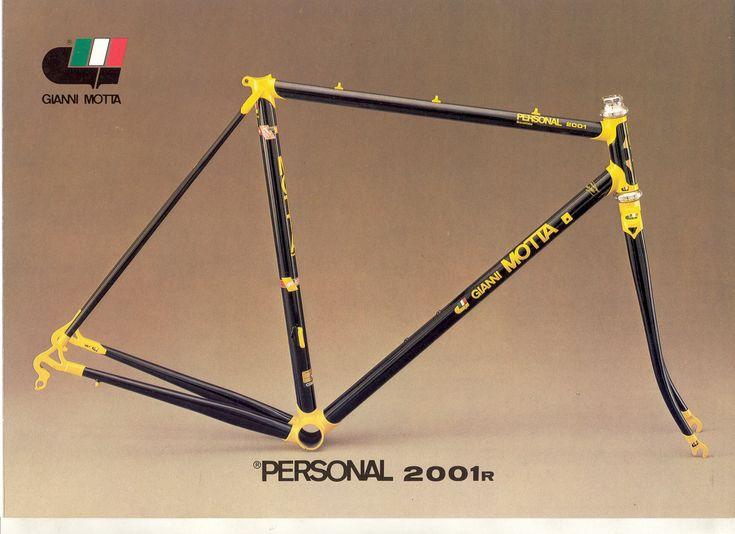 Gianni Motta Personal 2001 Bicycle Pinterest Cycling Bike