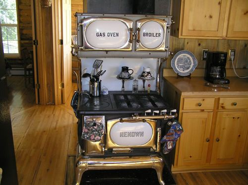 Antique Wood & Gas Cook Stove - 161 Best Images About Old Wood Cooking On Pinterest Coal Stove