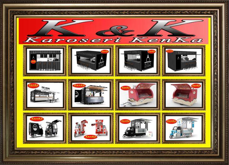 PEMBUAT MOTOR 3 RODA TOKO - PERPUSTAKAAN - MOTOR CLEANING SERVICE >> KAROSERI KENKA