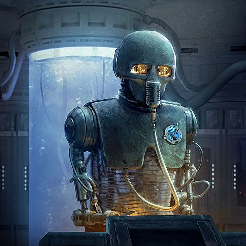 2-1B surgical droid...