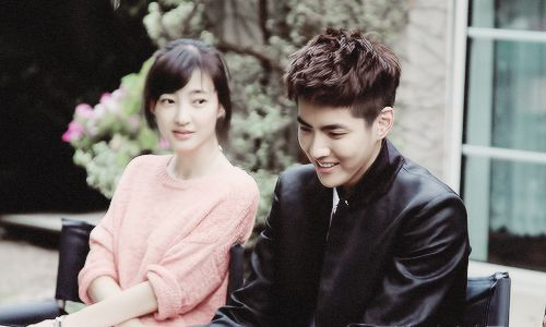 Somewhere Only We Know interview.