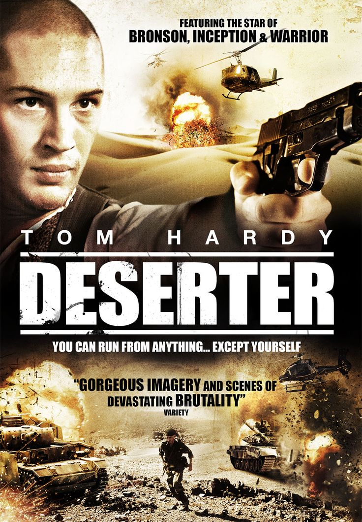 Deserter. Created by Obviously Creative.