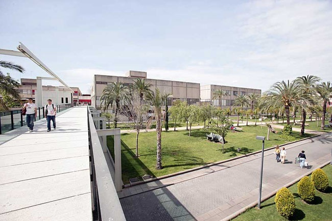 Universidad de politechnica de Valencia, Spain.  Taken from www.upv.es/en