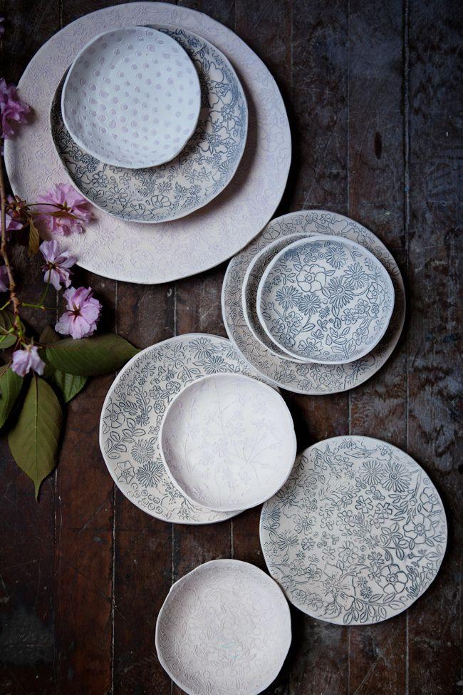 Dorotea Ceramics by Carolina Silva | Cannelle et Vanille
