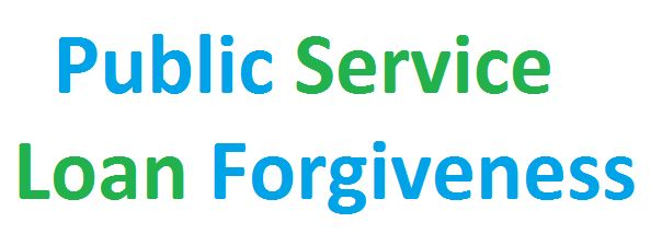 If you are employed by a government or not-for-profit organization, you may be able to receive loan forgiveness under the Public Service Loan Forgiveness Program